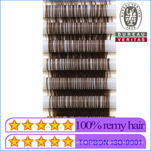 New Style Hair Product Tube Hair Extensions-4 Loops 300 Roots