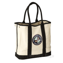 Natural Cotton Canvas Tote (hbnb-102)