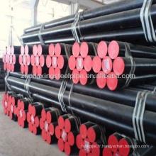 Acier de tubes sans soudure API P110 /L80 tuyau rond tuyau t11 en alliage