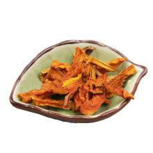 Factory Supplying dehydrated pumpkin strip with cheapest price