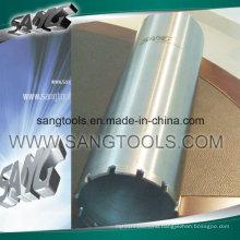 China Professional Grade Wet Diamond Core Bore Bits (SG-016)