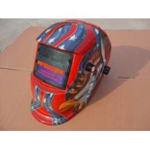Красный дизайн одежды Защитный шлем для сварки Sts2 Filter