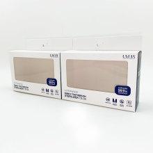 Печать на упаковочной коробке для бритвы