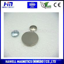 N35 Hard Disc Ndfeb Magnet D40*20mm