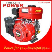 Certificado do motor para a venda, motores a gasolina 250cc refrigerado a ar