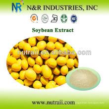 Fournisseur fiable Extrait de graine de soja 40% Isoflavones