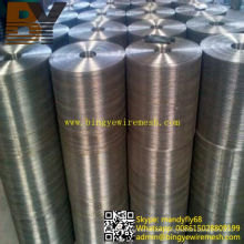Behälter aus rostfreiem Stahl geschweißt