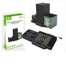 \ Ventilador de suporte vertical para Xbox Series X