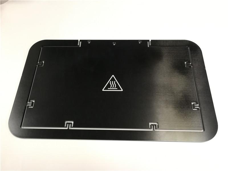 Aluminium Heating Plate