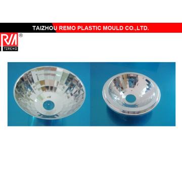 Modelos de differeent de moldes de inyección de molde de coche Reflector de luz