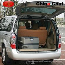 Mini congelador portátil 40L para el coche