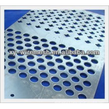 lowest price stainless steel shape hole punch/perforated mesh(factory)