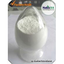 Enzima Ruminante alfa-Galactosidase como agente saudável