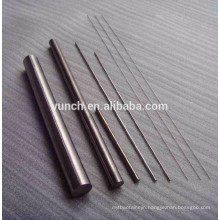 High Quality Zirconium Bar / Rod For Sale