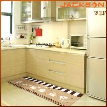 Dekorative Polyester-Küchenmatten