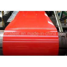 Vorgefertigte verzinkte Stahlspule für die Bauindustrie
