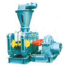 Potash fertilizer granules dry roller extrusion granulator