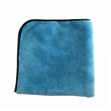 Coral Fleece Microfiber Towel For Car Buffing Polishing