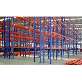 Heavy Duty Pallet Racks för Warehoue ​​Storage