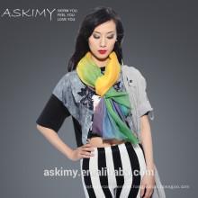 2015 heißer Verkauf ombre Schal für Frauen