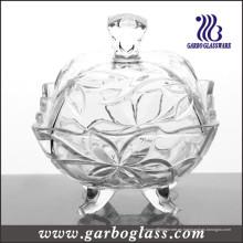 Botella de cristal de caramelo transparente (GB1831SYC)