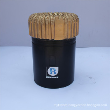 Diamond core drilling bit for water well drilling/hard rock