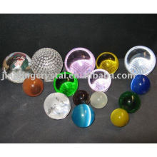Bolas Crytsal de varios colores para regalos de vacaciones y decoración en 2015