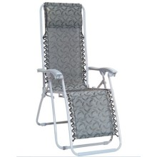 Outdoor sling chair-can be adjusted into lounge