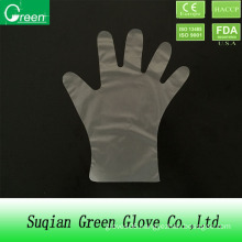 Clear Disposable Stretch Poly Glove