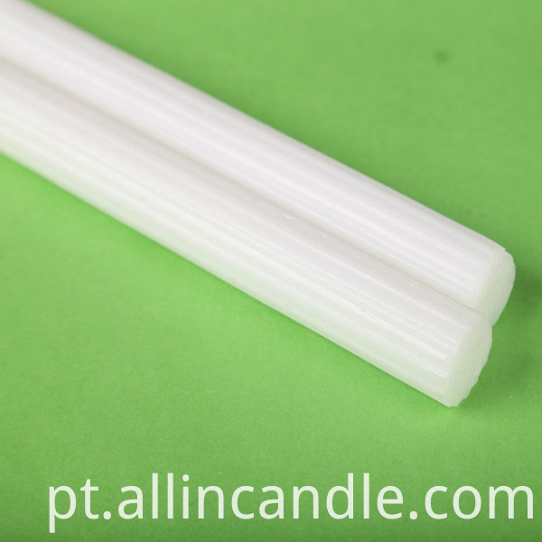 Stick Night Use Light Common Fluted Candle