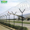 Razor Wire Security Welded Pagar Perimeter Bandara Panel