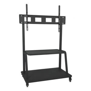 plasma TV Mobile Cart for Display up to 110 inch