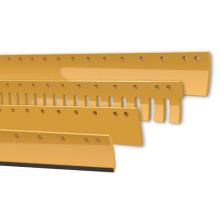 Bords de coupe pour niveleuse Komatsu Gd825A-2