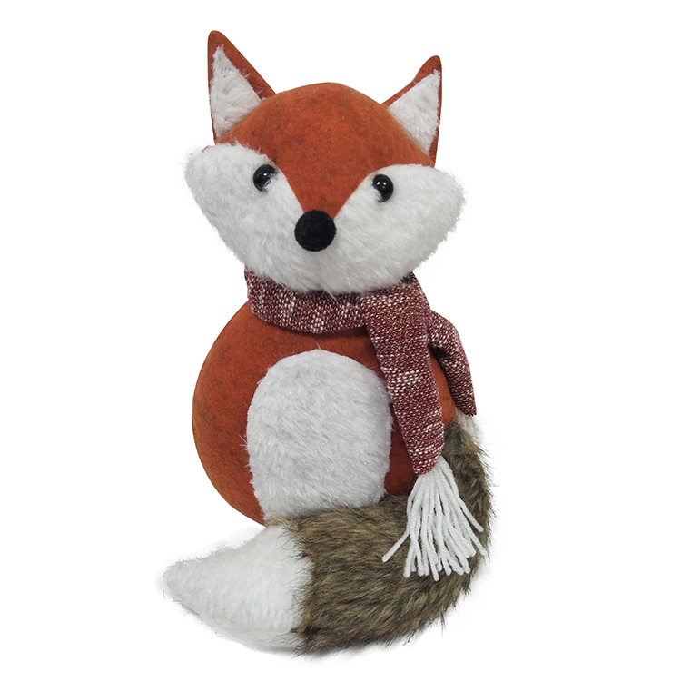 Fox Door Stopper