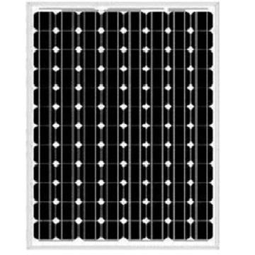 250W, panneau solaire mono de 48V pour la pompe