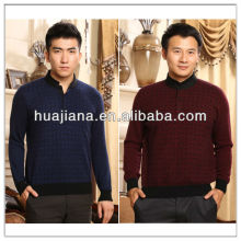 men's cashmere knitting sweater factory