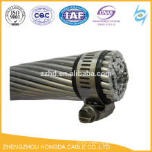 ACSR Conductor Aluminum Wire Steel Reinforced Bare Conductor AC cable GOST 839-80
