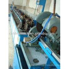 rouleau de tuyau carré formant la machine