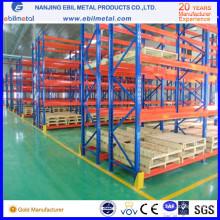 Rangement de palette Q235 de stockage sélectif de l'entrepôt Epalmetal-Mdrb