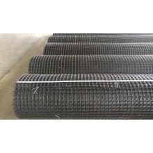 50kN\m2  flame retardant pp biaxial mining mesh grid  price