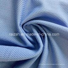 Poliéster urdidura tricô Sportwear tecido de malha de ar para sportswear