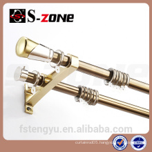 Durable Drapery Curtain Rod In Good Price