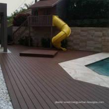 Europe Style Composite Wood Swimming Pool Decking, Waterproof