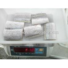 Peixe salgado congelado de fita
