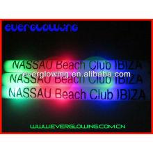 Baton de espuma de néon brilho para todo concerto vender 2016