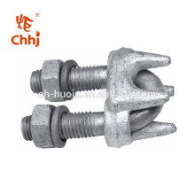 Rigging Hardware Wire Rope End Fittings Clamp Clip