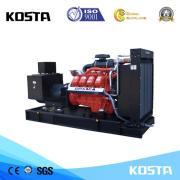 250KVA Industrial Diesel Generator Scania Engine