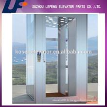 Capsule Ascenseurs / Tourisme Ascenseur / Verre Accueil Ascenseur / Ascenseur Panoramique