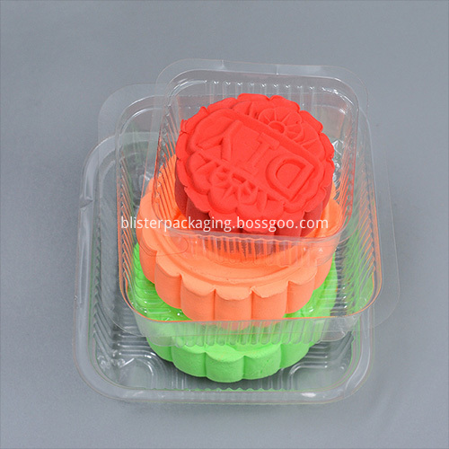 blister packaging cakes