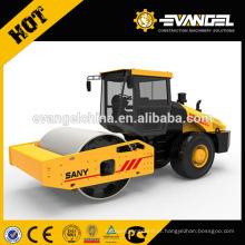 SANY STR100-5 STR rolo de estrada pequeno do rolo de estrada do cilindro dobro de 10 toneladas rolo de estrada pequeno do rolo em tandem